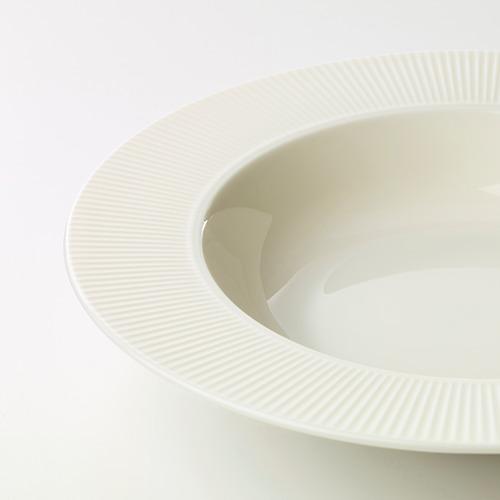 OFANTLIGT deep plate
