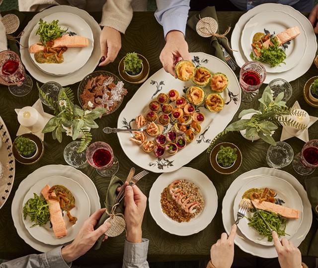 Swedish restaurant menu