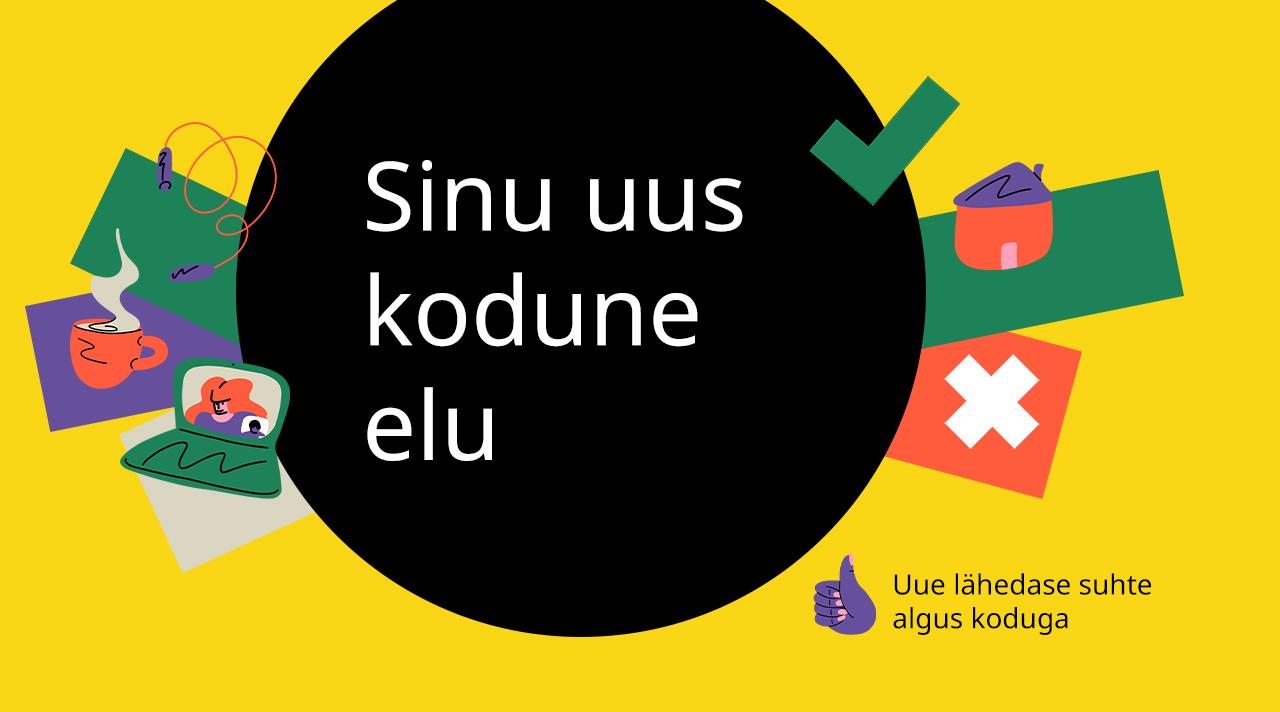 """IKEA 2020. aasta uuring """"Kodune elu"""""""