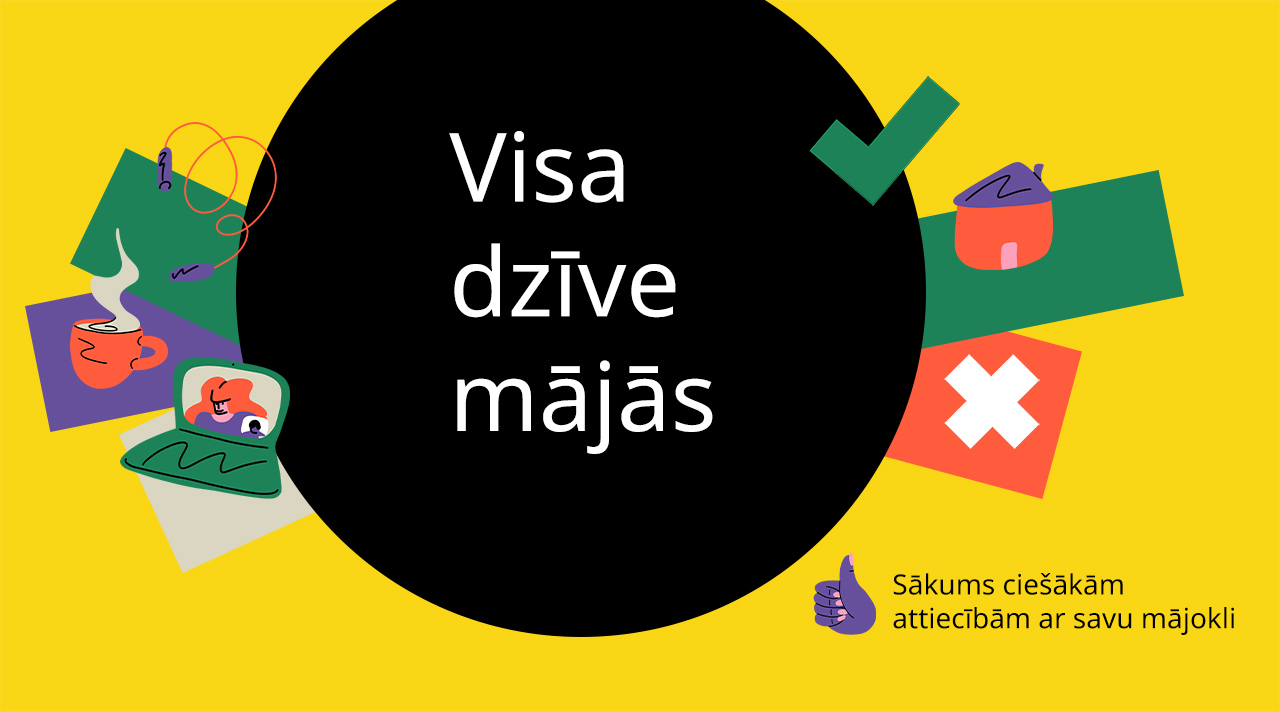 """IKEA 2020. gada pētījums """"Dzīve mājās"""""""