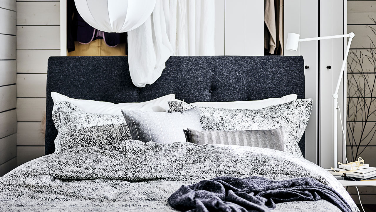 Step-by-step: a refreshing bedroom makeover