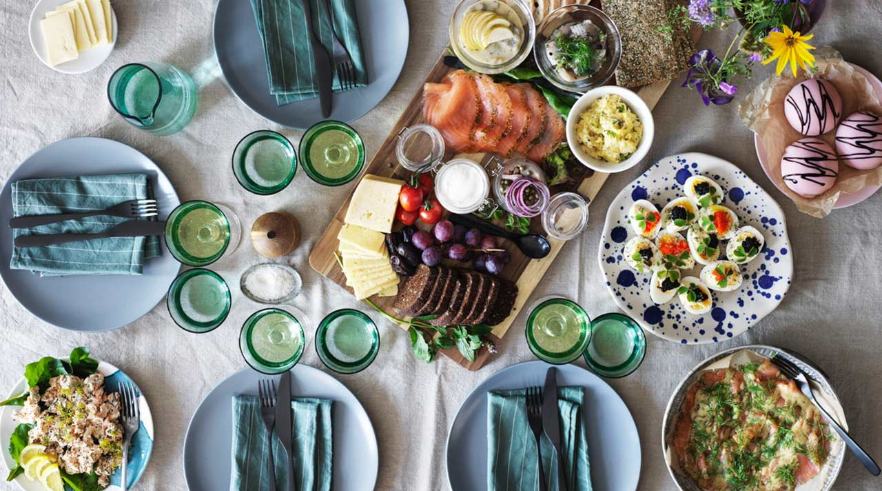 Easter breakfast at home: a perfect table setting in 7 steps