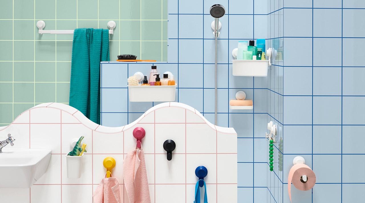 Kaip atnaujinti vonios kambarį be remonto