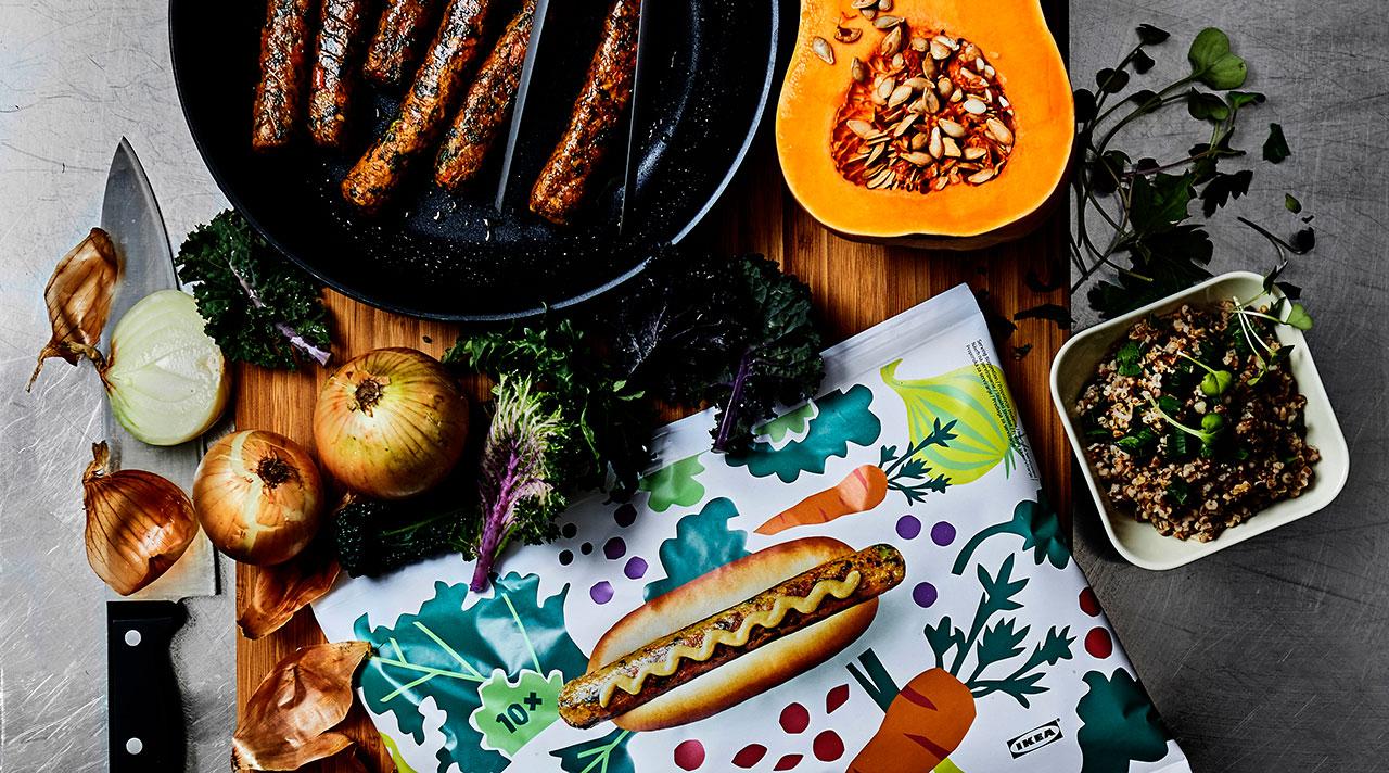 Вегетарианский хот-дог – хит этого лета
