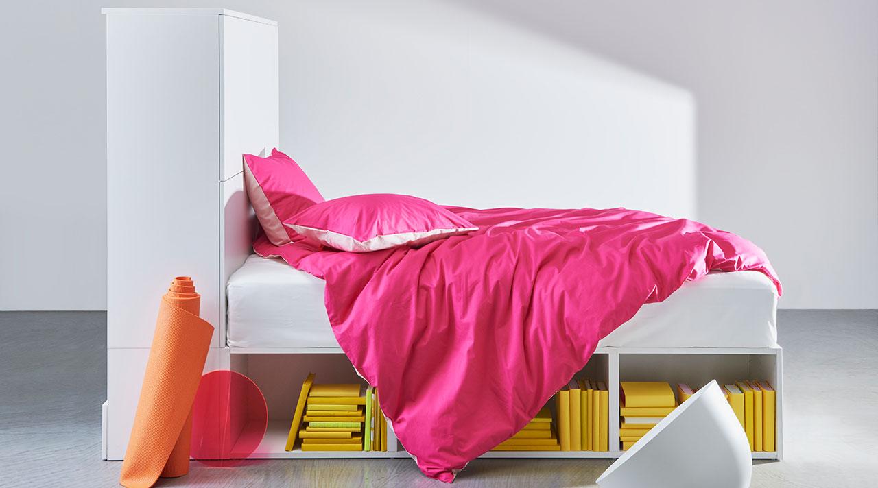 7 ryškios naujienos jūsų miegamajam