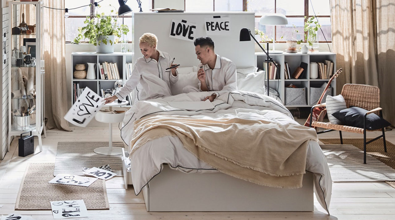 What's new with the IKEA catalogue?