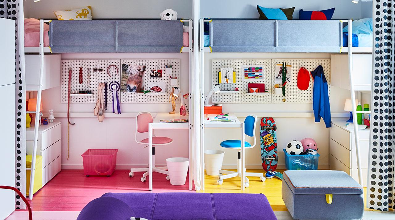 Пора в школу: гостиная, спальня и детская –всё в одном флаконе