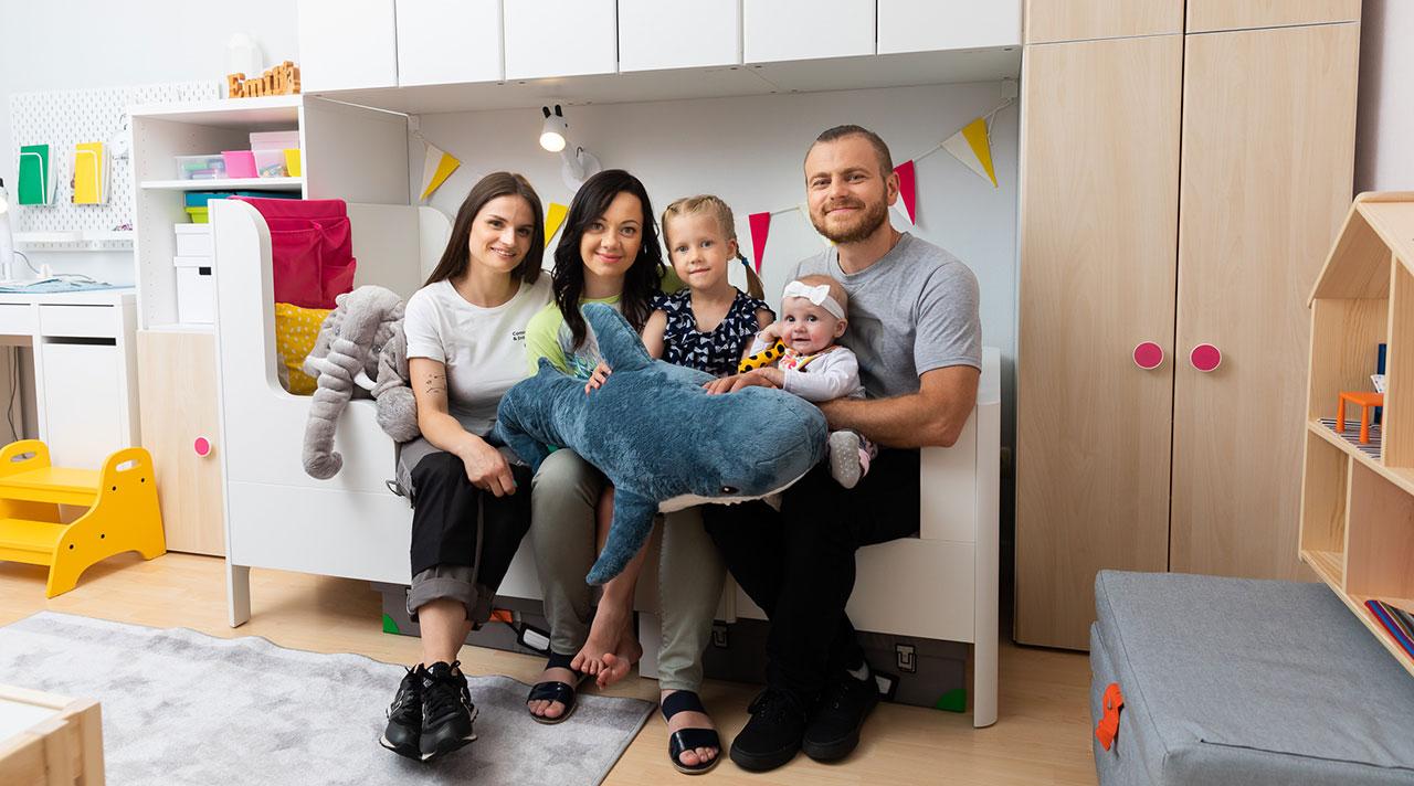 """Jauns sākums ar TV raidījumu """"Manas mājas ar IKEA"""""""