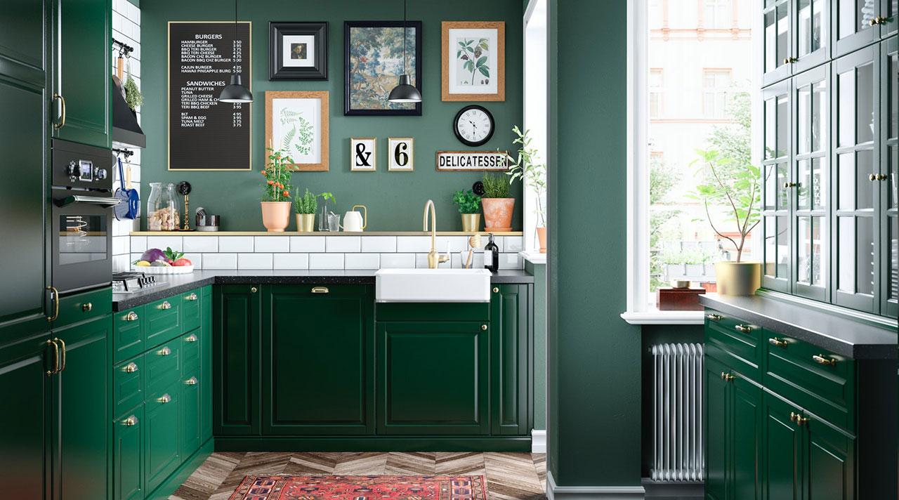 Kuidas muuta köök funktsionaalseks ja jätkusuutlikuks
