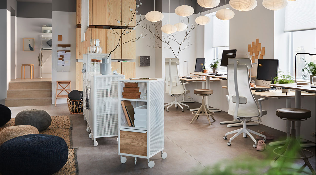 Style your office in a flash: solutions and inspiration