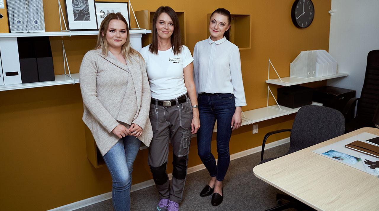 """""""Мой дом с IKEA"""": обновлённый офис вдохновляет"""