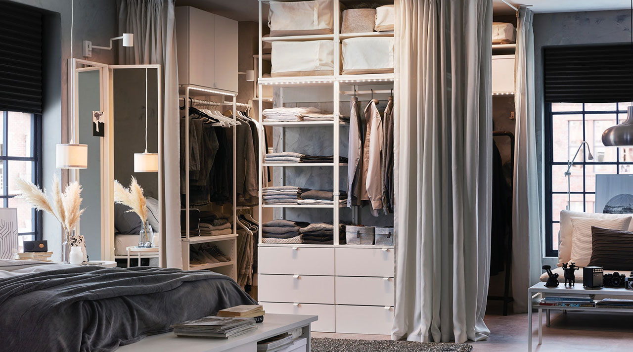 Organize your bedroom and your mind