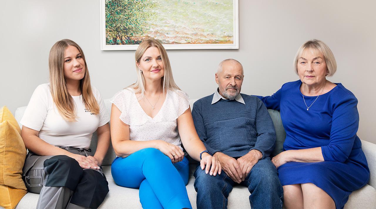 «Мой дом с IKEA»: обновлённая гостиная для всей семьи