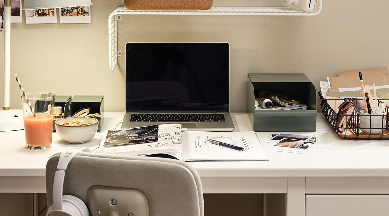 5 ideas for workspace at home with no space at home