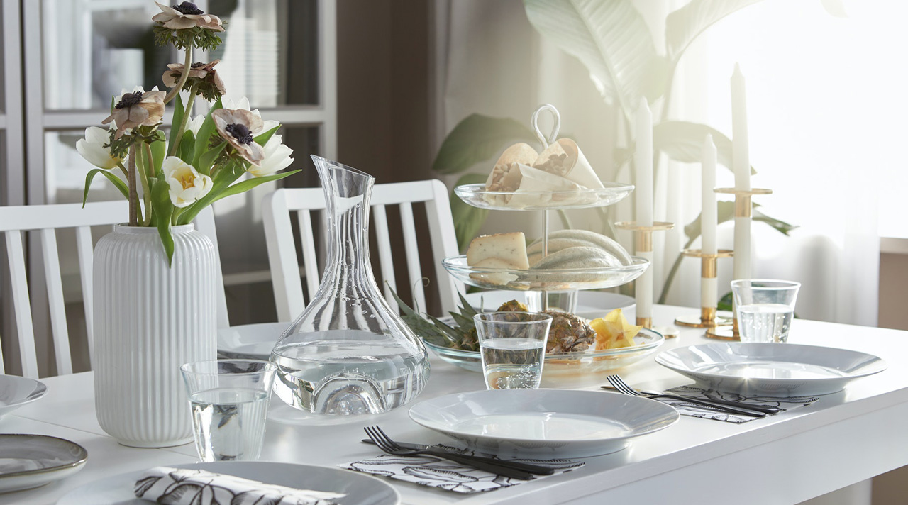 Just like in the restaurant: create your special dinner at home