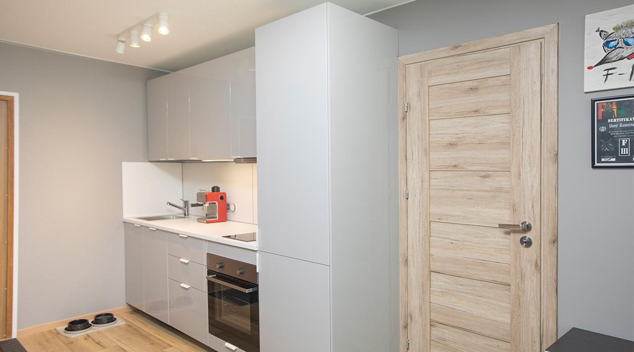 """""""Namų idėja su IKEA"""": nestandartinė virtuvė"""