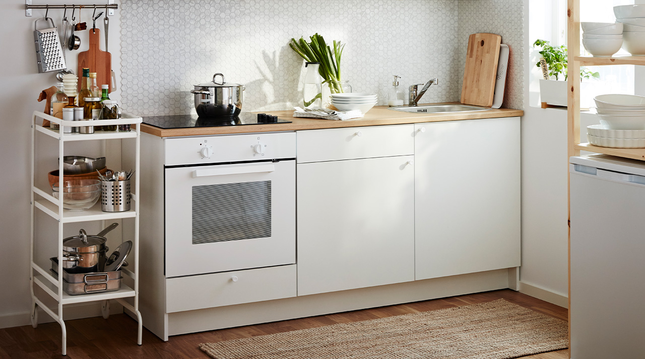 How to cook a fully-functional kitchen in one day