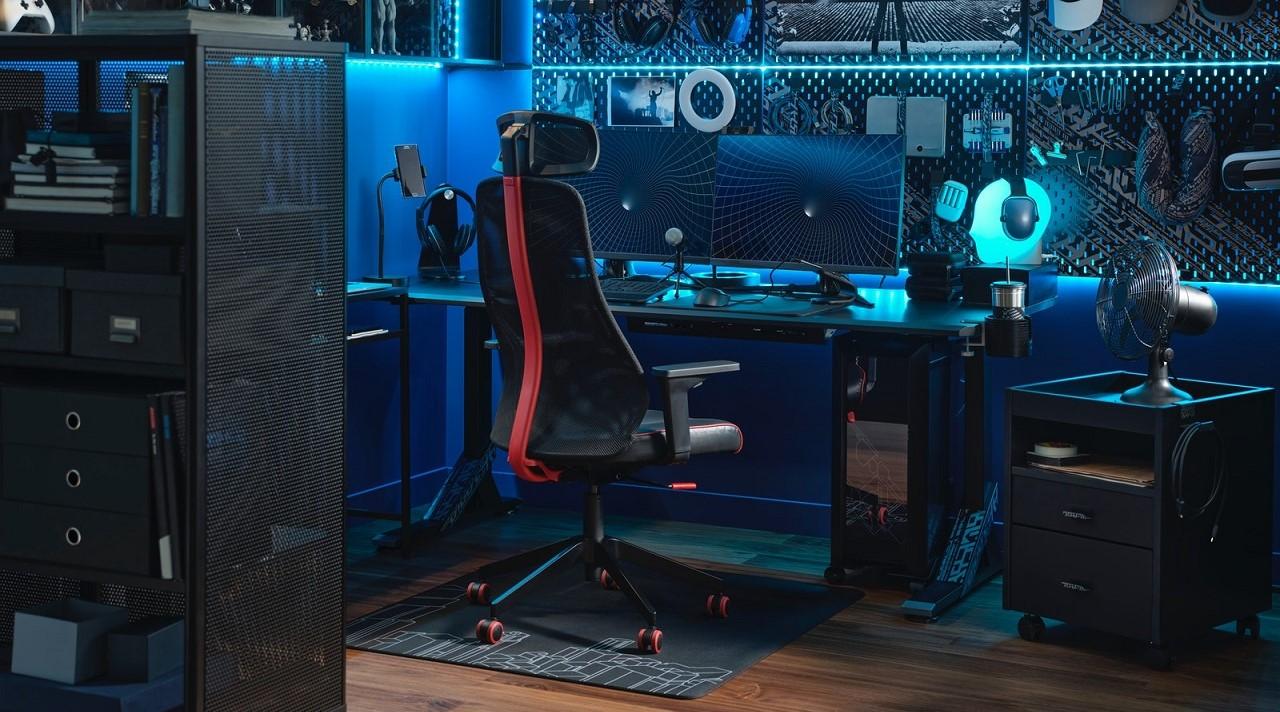 IKEA и ROG: новая коллекция для любителей компьютерных игр